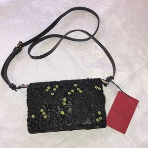 ‼️Black Valentino evening bag